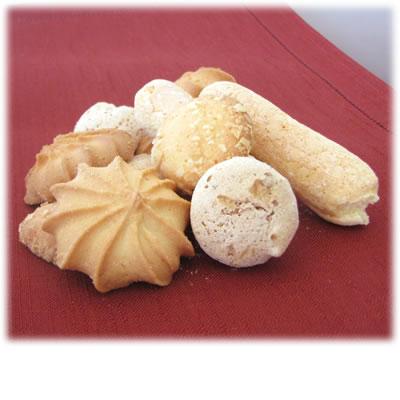 三軒茶屋アーモンド洋菓子店自家製クッキー 6個入