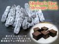 【母の日メッセージ付】最高級生チョコレート&小枝のとろ〜り生チョコセット