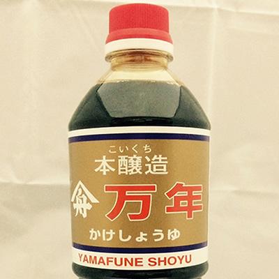【JAS規格「特級」本醸造醤油】再仕込み醤油(万年)  1000ml(1L)
