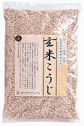 手づくり玄米味噌・甘酒に!オーサワの乾燥玄米こうじ【500g】