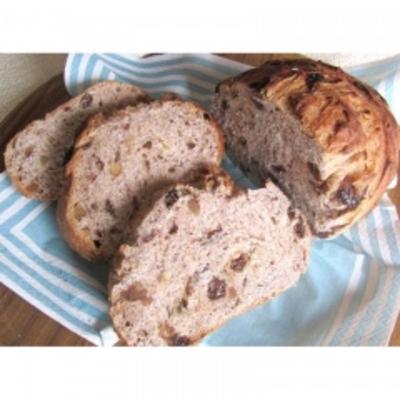 話題の≪レスベラトロール≫入り天然酵母パン 大人のパン【フルサイズ】
