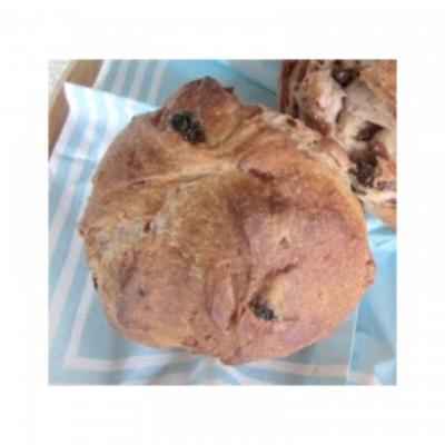 話題の≪レスベラトロール≫入り天然酵母パン 大人のパン【ハーフサイズ】