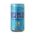 有機果汁と食塩だけでつくった 有機JAS認定 オーガニック スポーツドリンク【190g】