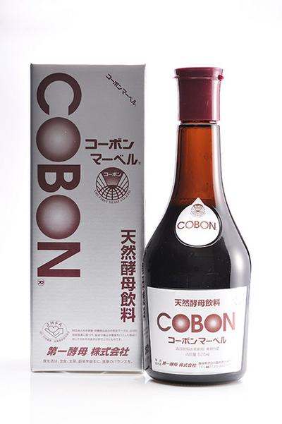 酵母飲料のロングセラー「コーボンマーベル」【525ml】