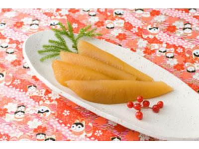 自然食のおせち料理!味付け数の子【予約販売】3本