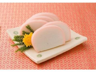 自然食のおせち料理!小田原かまぼこ(紅)【予約販売】230g