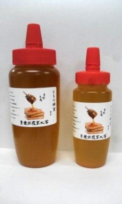 農大の「国産とちの蜂蜜」 500g