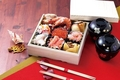 【健康フーズのおせち】海鮮おせち(重付)1段重(11品目)