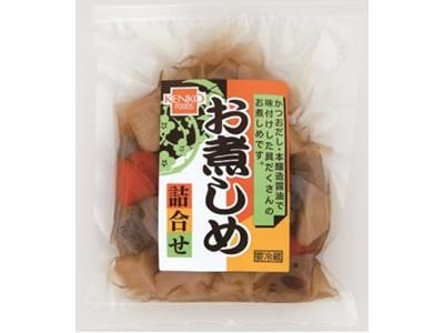 【健康フーズのおせち】お煮しめ詰め合わせ 6品(300g)