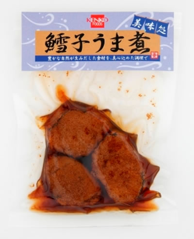 【健康フーズのおせち】鱈子うま煮 80g