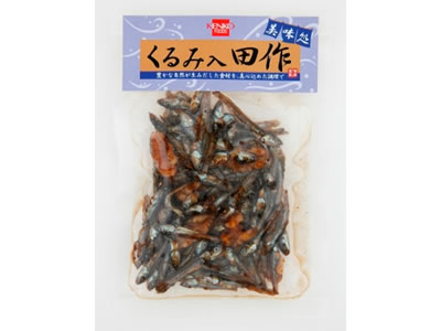 【健康フーズのおせち】くるみ田作り 50g
