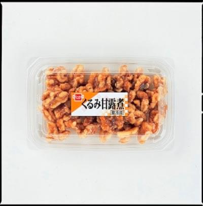 【健康フーズのおせち】くるみ甘露煮 90g
