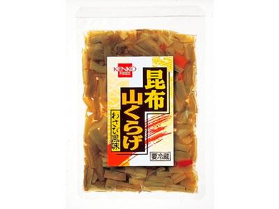 【健康フーズのおせち】昆布山くらげ 150g