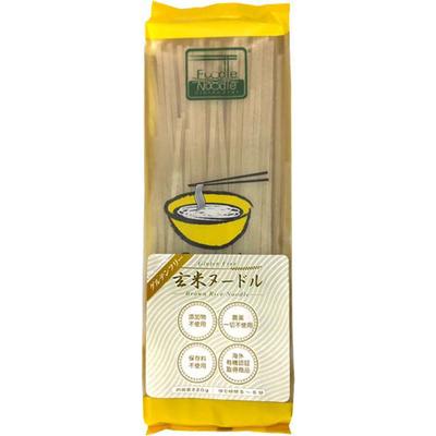 米国有機認定取得のライスパスタ フードルヌードル玄米ヌードル 220g