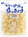 鳥取の砂丘らっきょう 【甘酢漬】 115g