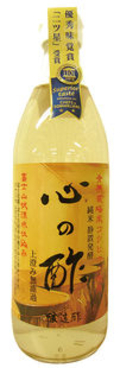 【業務用】心の酢(純粋米酢)[10リットル×2]