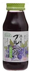 順造選 果汁50%ブルーベリージュース 180ml