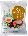 【日本初のRSPO認証ラーメン】桜井食品のラーメン(とんこつ)