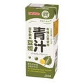 豆乳飲料 青汁豆漿(アオジルドウジャン) 200ml×24