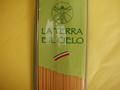 ラ・テラ・エ・イル・チェロ 有機スパゲッティ 500g