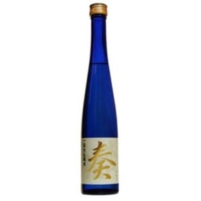 ワインのような日本酒! 一段仕込み純米酒 奏(かなで)360ml