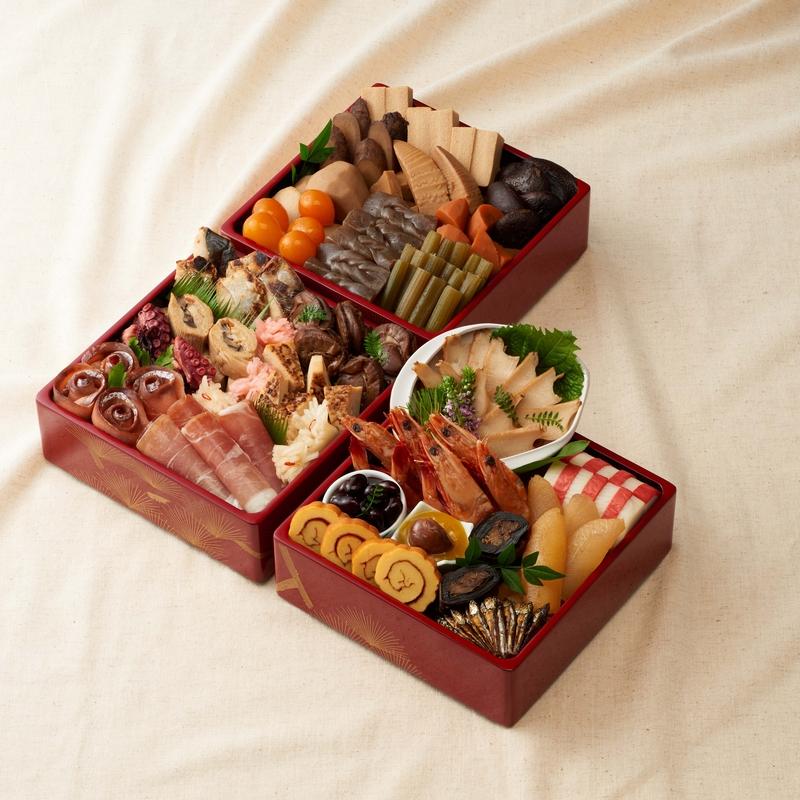 自然食のおせち!おせち料理「寿セット」27品詰め合せ【予約販売/送料込】