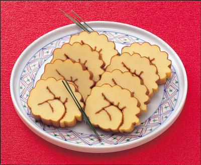 自然食のおせち料理!伊達巻(大)関西風【予約販売】1本約300g