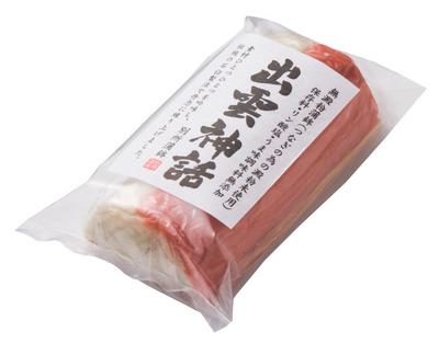 自然食のおせち料理!かまぼこ出雲神話(紅白)【予約販売】180g