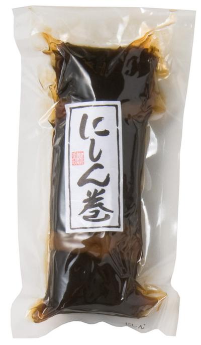 自然食のおせち料理!にしんの昆布巻【予約販売】1本約180g