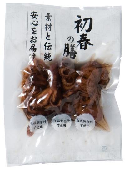 自然食のおせち料理!祝いだこ【予約販売】100g