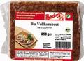 ドイツの有機ライ麦パン「フォルコンブロート」【250g/5枚入り】