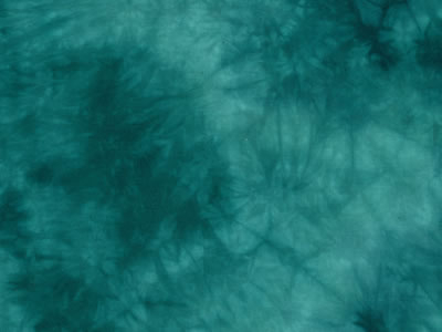 むら染め布 カットクロス50cm×50cm(青/blue4)ハワイアンキルト・ステンドキルト・パッチワーク
