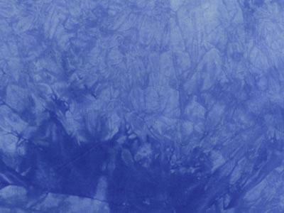むら染め布 カットクロス50cm×50cm(青/blue9)ハワイアンキルト・ステンドキルト・パッチワーク