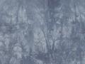 むら染め布 カットクロス50cm×50cm(青/blue12)ハワイアンキルト・ステンドキルト・パッチワーク