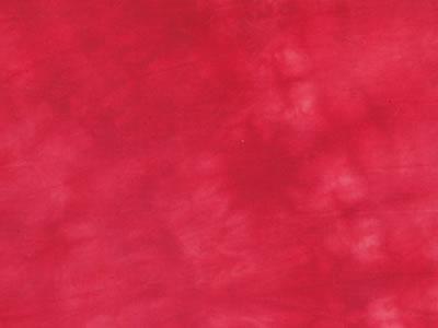 むら染め布 カットクロス50cm×50cm(赤/red1)ハワイアンキルト・ステンドキルト・パッチワーク