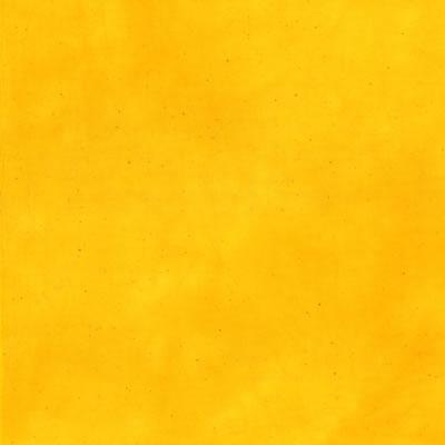 むら染め布 カットクロス50cm×50cm(黄色/yellow3)ハワイアンキルト・ステンドキルト・パッチワーク