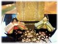 【雑貨/インテリア】ひな祭り なごみ豆雛