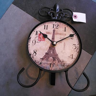 【輸入雑貨/インテリア】アンティーク調時計