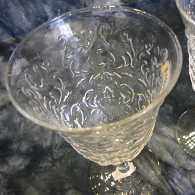 【雑貨/食器】ワイングラス (クリア)
