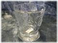 【雑貨/食器】クリアグラス(貝柄)