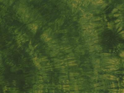 むら染め布 カットクロス50cm×50cm(緑/Green10)ハワイアンキルト・ステンドキルト・パッチワーク