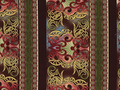 【雑貨/USAコットン/In the Beginning】エレガントボーダー /H-101 1mカット(幅112cm)