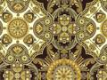 【雑貨/USAコットン/ROBERT KAUFMAN(ロバートカフマン)】HH-83/王の谷 Valley of the Kings カットクロス50cm×55cm