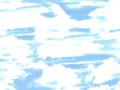 【雑貨/USAコットン/BENARTEX(ベナテックス)】HH-86/青空(SKY) カットクロス50cm×55cm