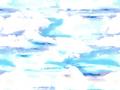 【雑貨/USAコットン/BENARTEX(ベナテックス)】HH-93/美しい空(SKY-C) 50cm×55cm
