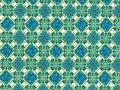 【雑貨/USAコットン/ROBERT KAUFMAN(ロバートカフマン)】U-455/ステンドグラス 50cm×55cm