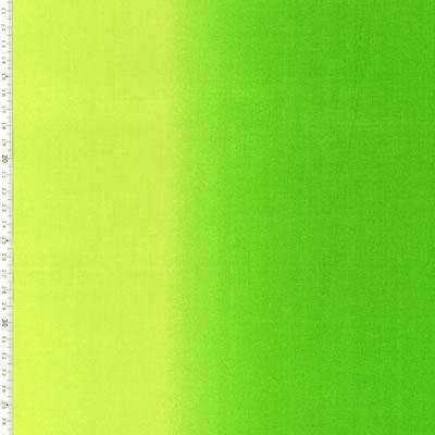 【雑貨/国産プリント/ルシアン】H-124/レインボーカラーズ(ブルーグリーン) 1m(幅112cm)