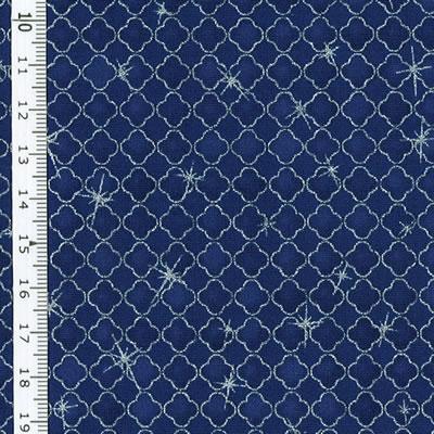 【雑貨/USAコットン/Robert Kaufman】C-125/Winter's Grandeur 50cm×55cm