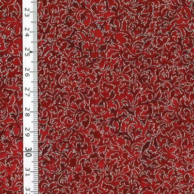 【雑貨/USAコットン/Robert Kaufman】C-129/Christmas RED 50cm×55cm