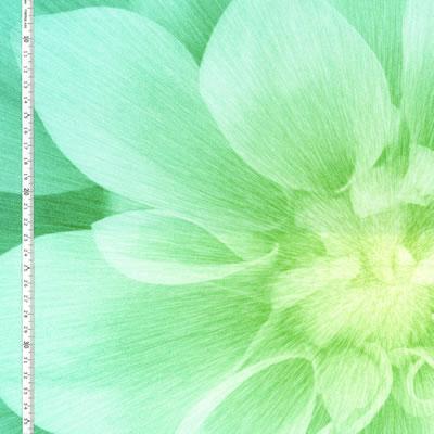 【雑貨/パネル/HOFFMAN(ホフマン)】P-90/Dream Big(グリーン) サイズ:110cm×110cm